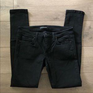 Joe's Jeans the skinny black jeans sz 30